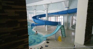 Отдых в аквапарке в г. Саратов Волжские Дали