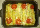 Форель, запеченная в духовке с овощами: быстрый и вкусный рецепт